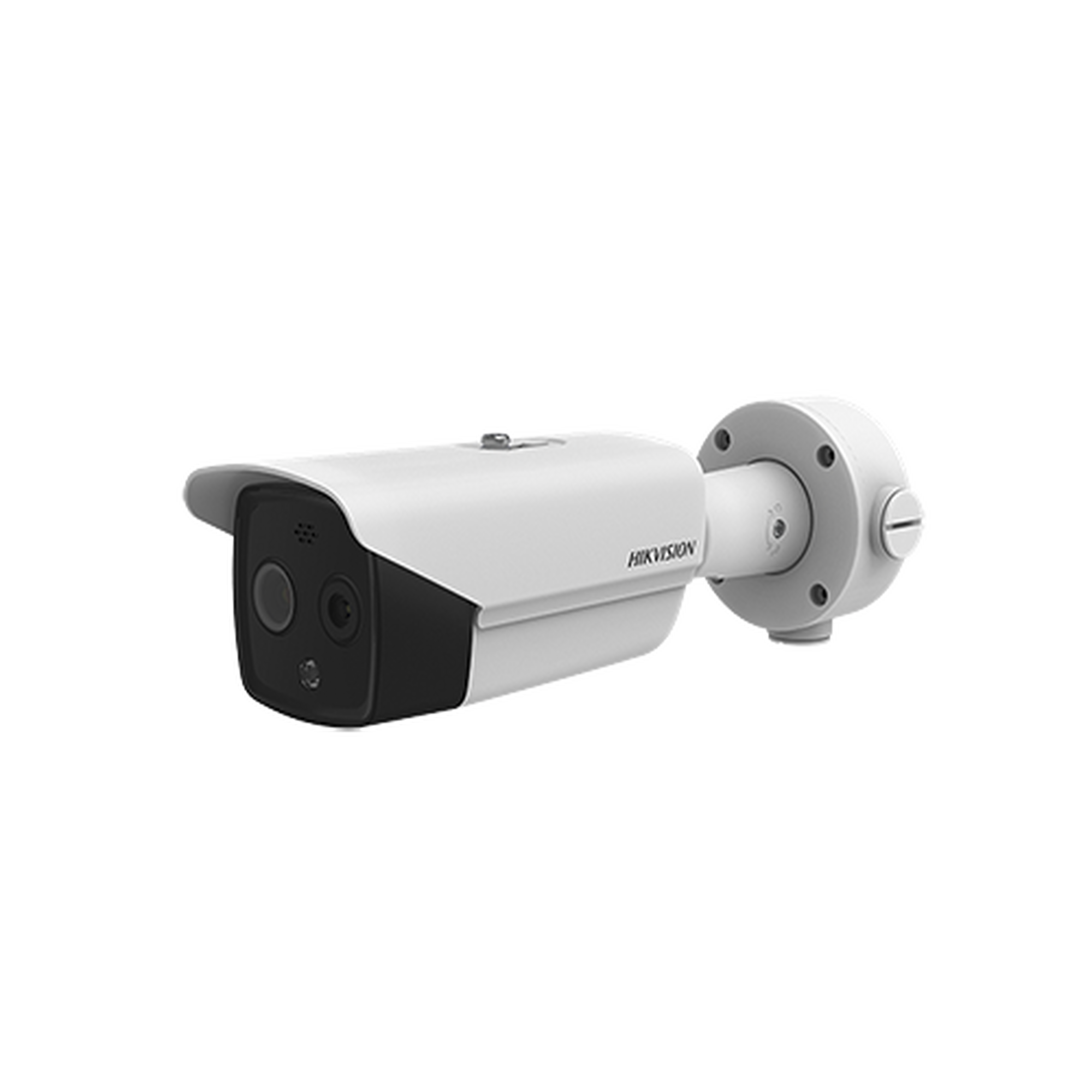 Bullet IP Térmica de Alta Precisión INDUSTRIAL / Medición Multiple para Areas de Alto Flujo de Objetos / Lente térmico 3mm