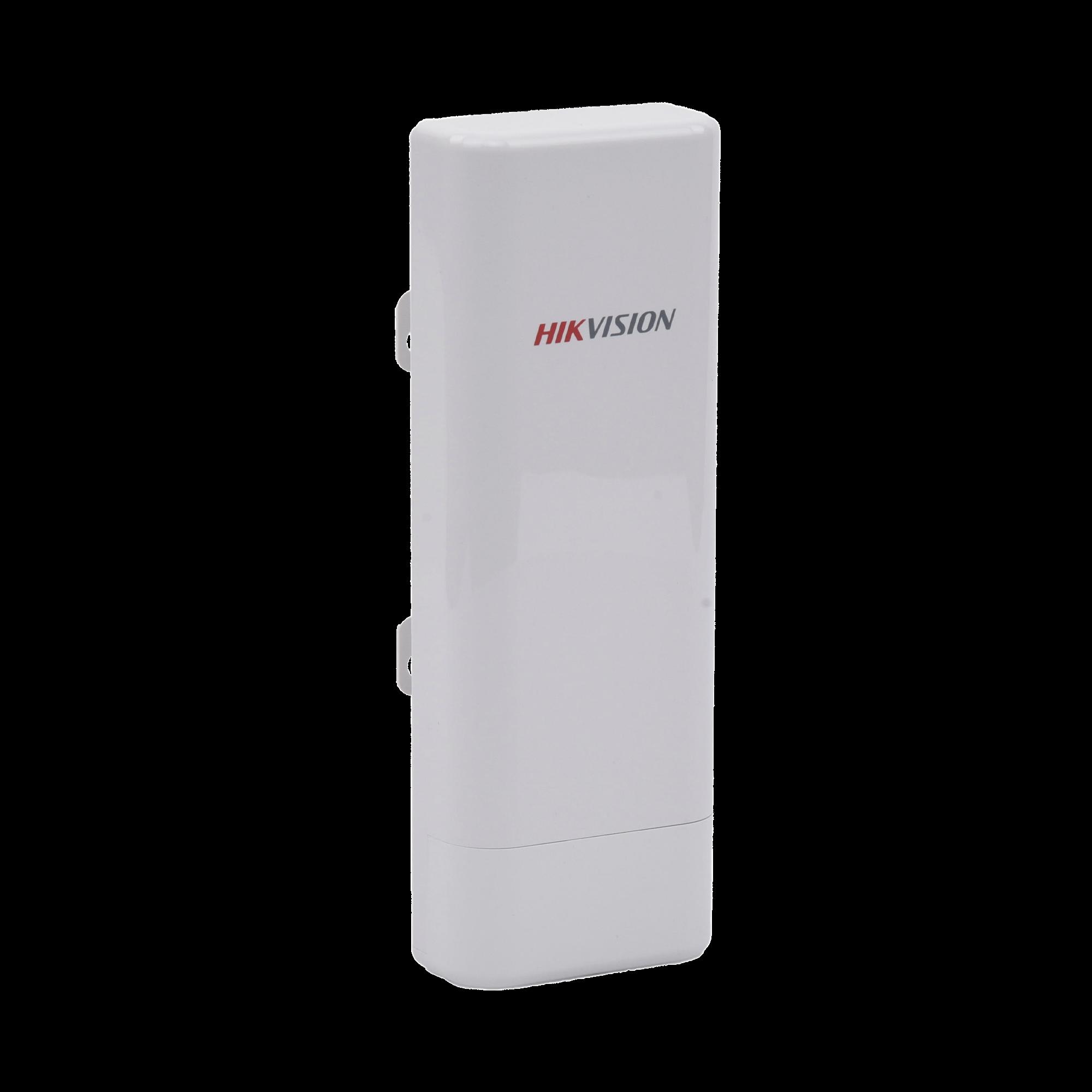 Punto de Acceso PTP y PTMP en 2.4 GHz /  150 Mbps / Antena Integrada de 12 dBi / Angulo de Apertura de 60? H 30? V /  500 mW de Potencia / Exterior IP65
