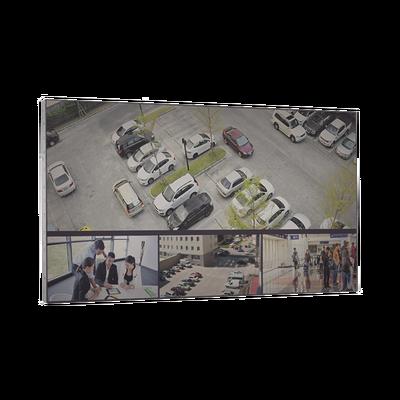 """Pantalla LCD 55"""" para Videowall / Entrada HDMI - VGA - DVI - DP / Monitor Robusto / 3.5 mm GAP"""