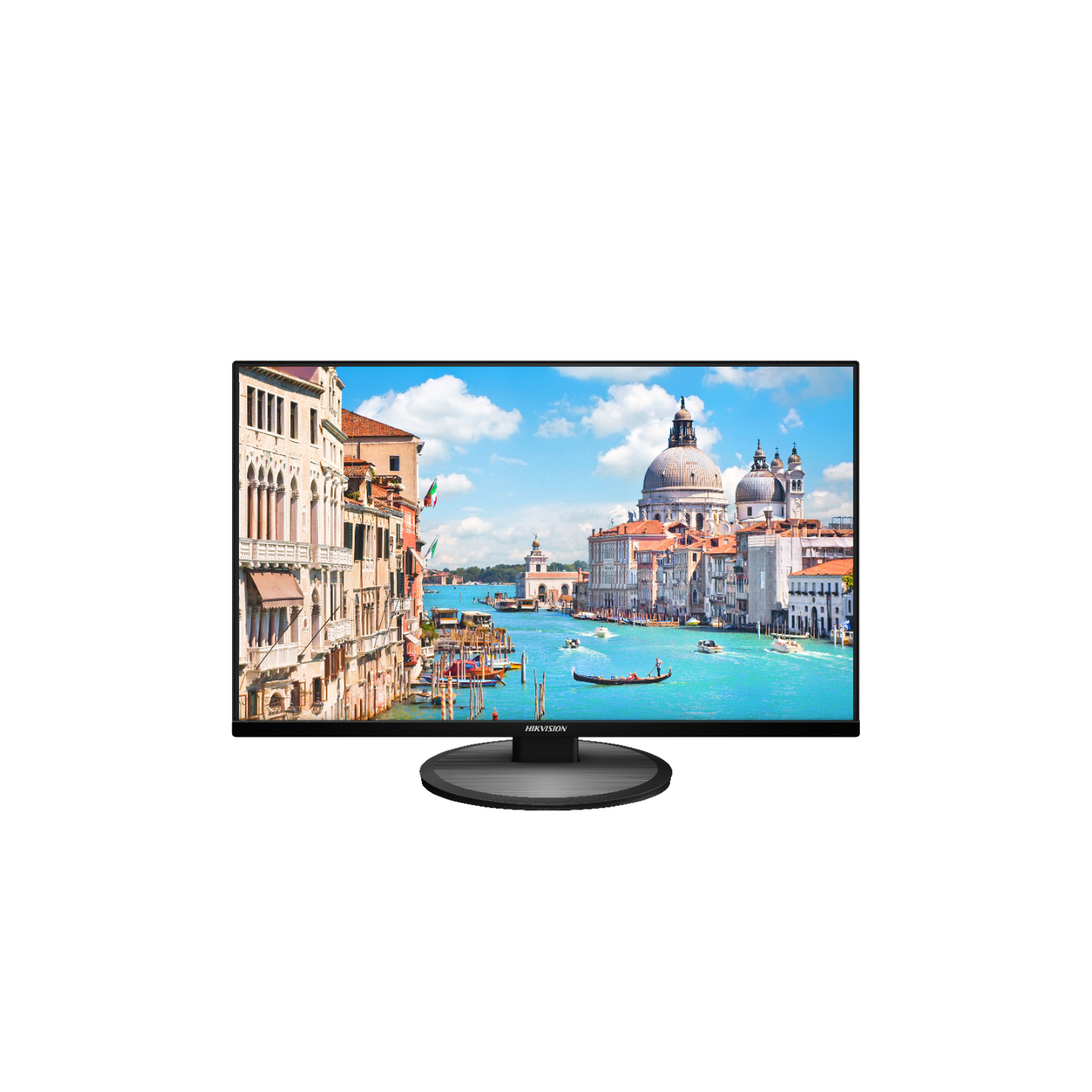 Monitor LED 4K de 27 / Entrada HDMI-DP / Compatible con Montaje VESA / Bocinas Integradas / Uso 24/7