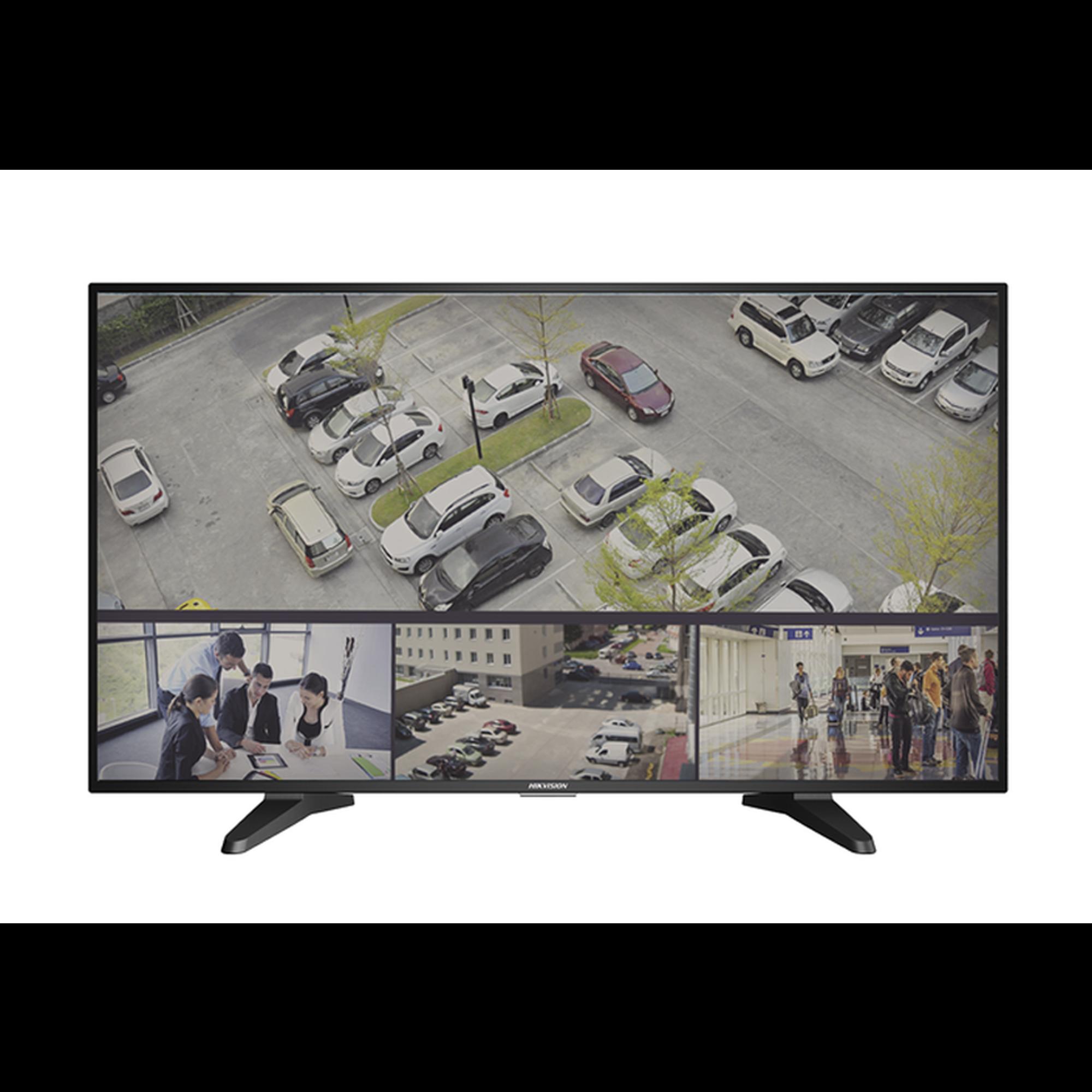 Monitor LED Full HD de 32 / Ideal para Videovigilancia / Uso 24-7 / Entrada HDMI-VGA / Compatible con Montaje VESA