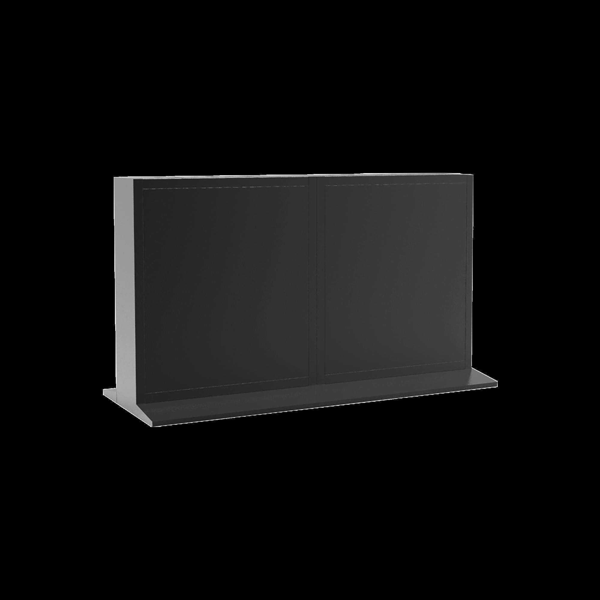 Gabinete Pedestal Modular Para Piso / Compatible con Monitor de 55 / Especial para Videowall / Compatible con DS-D2055NL-B/G - DS-D2055LU-Y