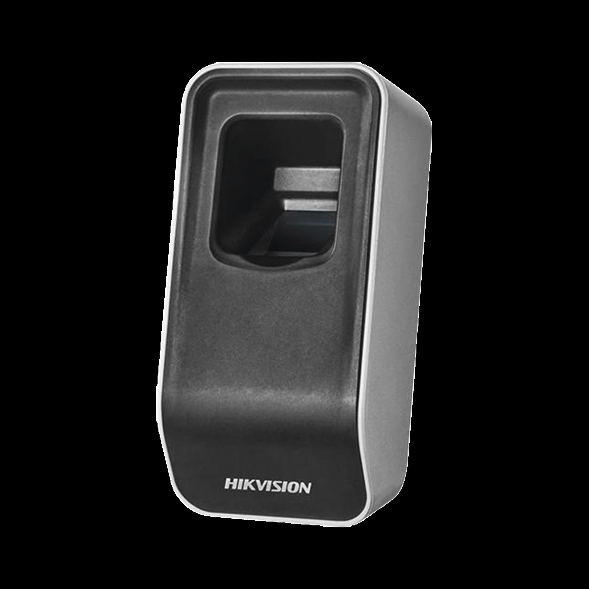 Enrolador de Huellas USB para Sistemas HIKVISION / Compatible con iVMS4200 / Plug & Play
