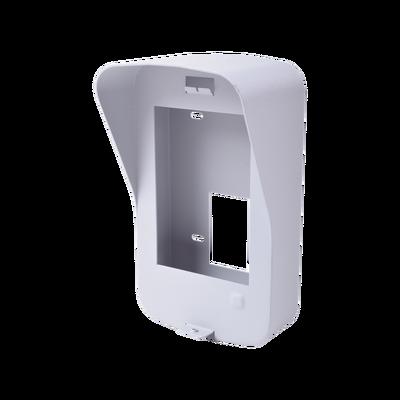 Cubierta de Pared en Metal / Compatible con DS-KV8102-IP y DS-KV8102-VP