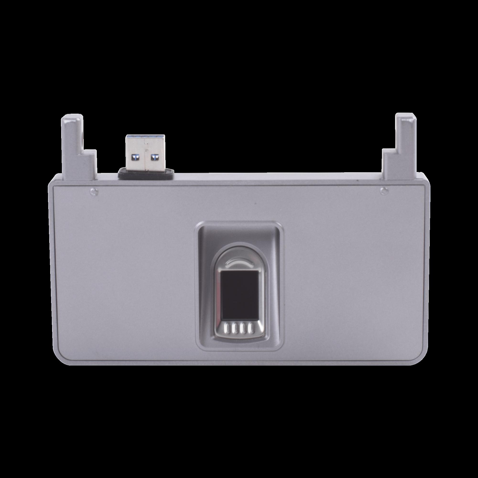 Modulo Lector de Huella para Biometrico DS-K1T607E y DS-K1T671M / Facil Integracion Plug & Play
