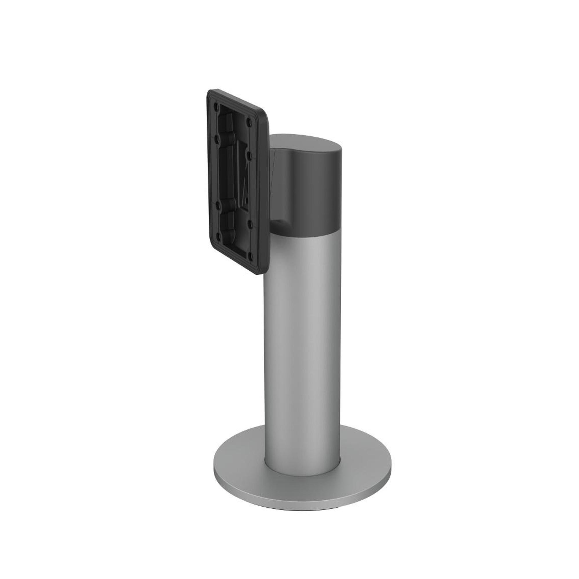 Montaje para Instalar Terminales de Reconocimiento Facial HIKVISION en Torniquetes de Cualquier Marca / Diseño Estético / Compatible con Terminales Faciales Térmicas.