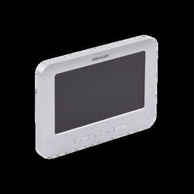 """Monitor 7"""" Adicional para Videoportero Análogo DS-KIS202 / DS-KIS203"""