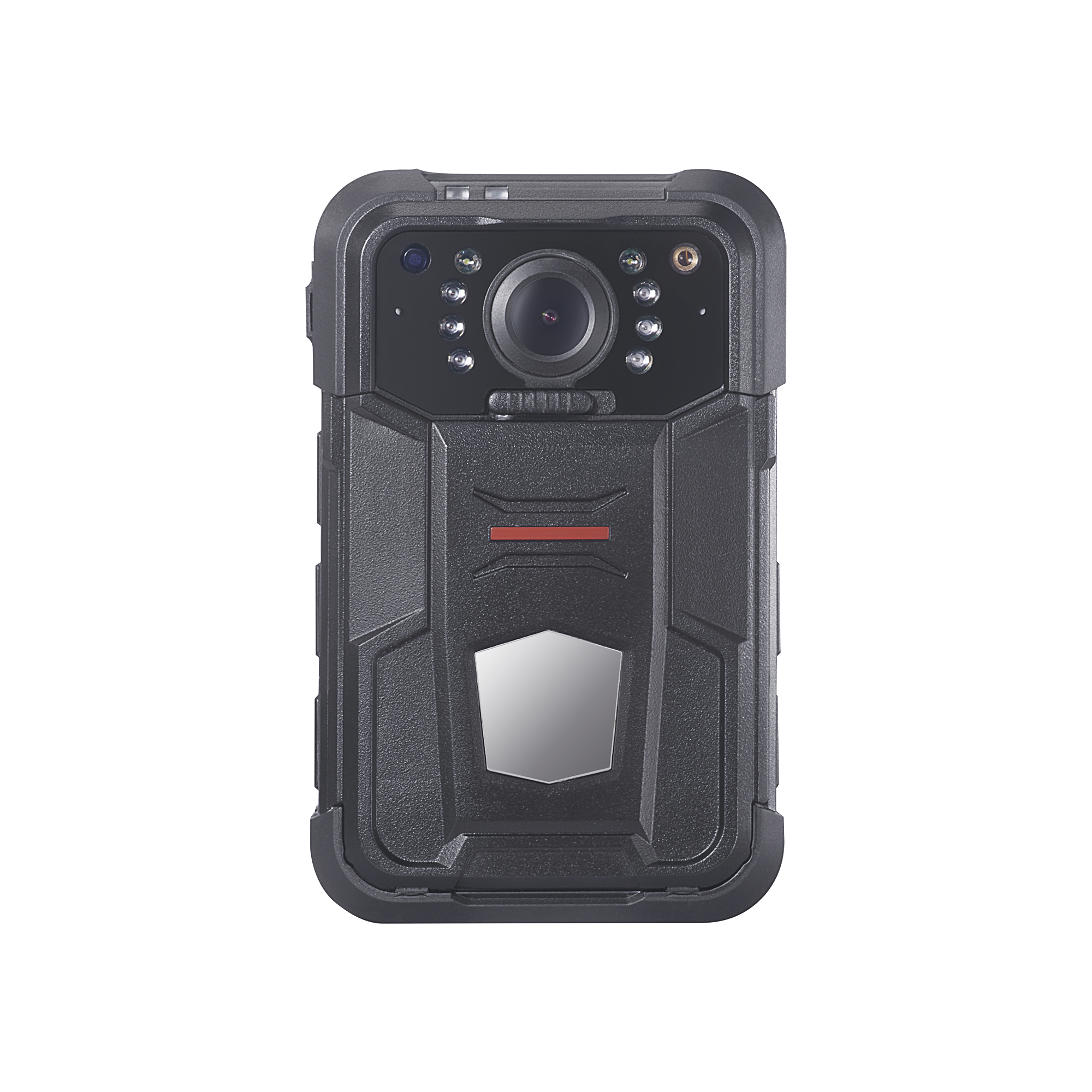 Body Camera Portátil / Grabación a 1080p / IP67 / H.265 / 32 GB / GPS / WIFI / Fotos de 30 Megapixel