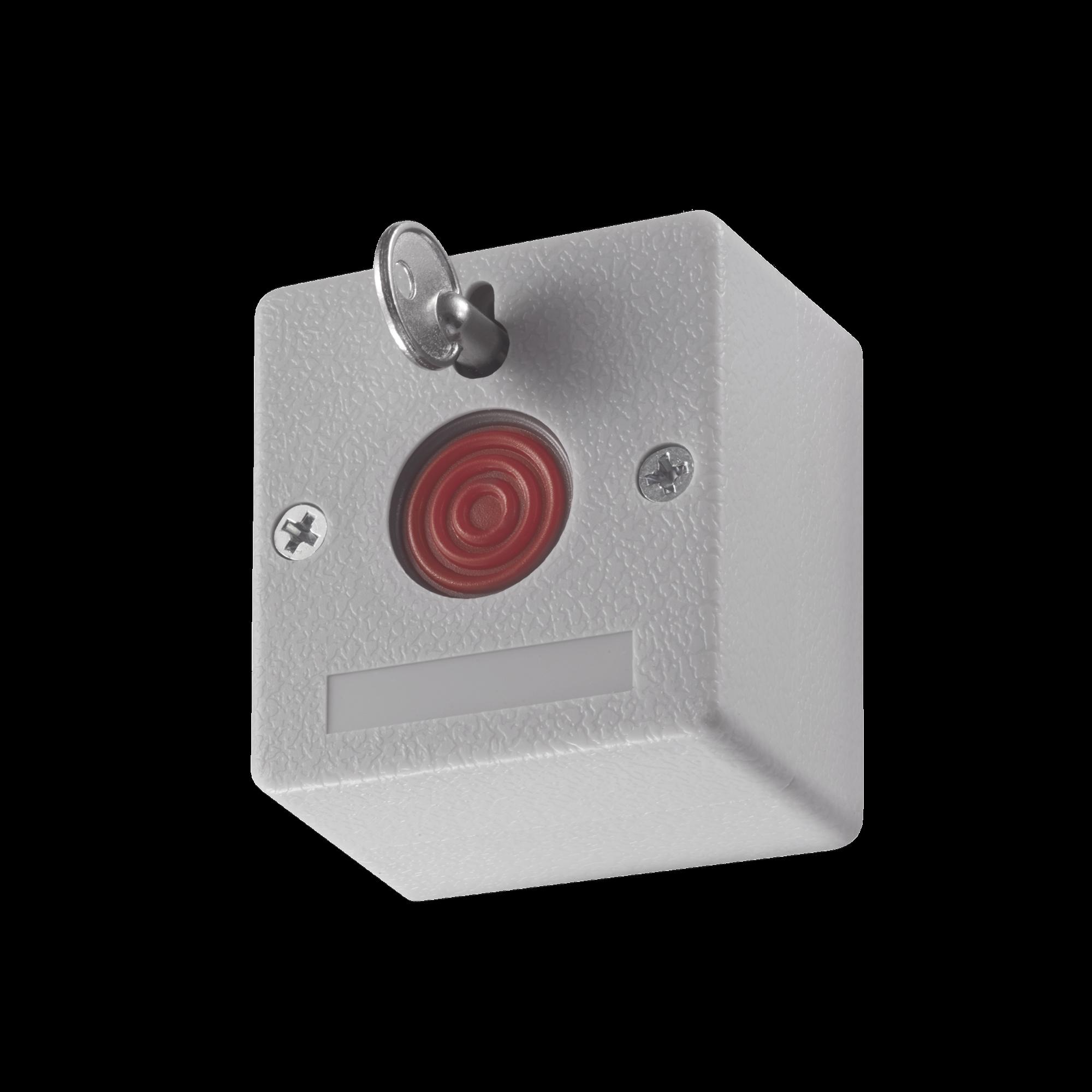 Botón de Pánico Hikvision / Cableado