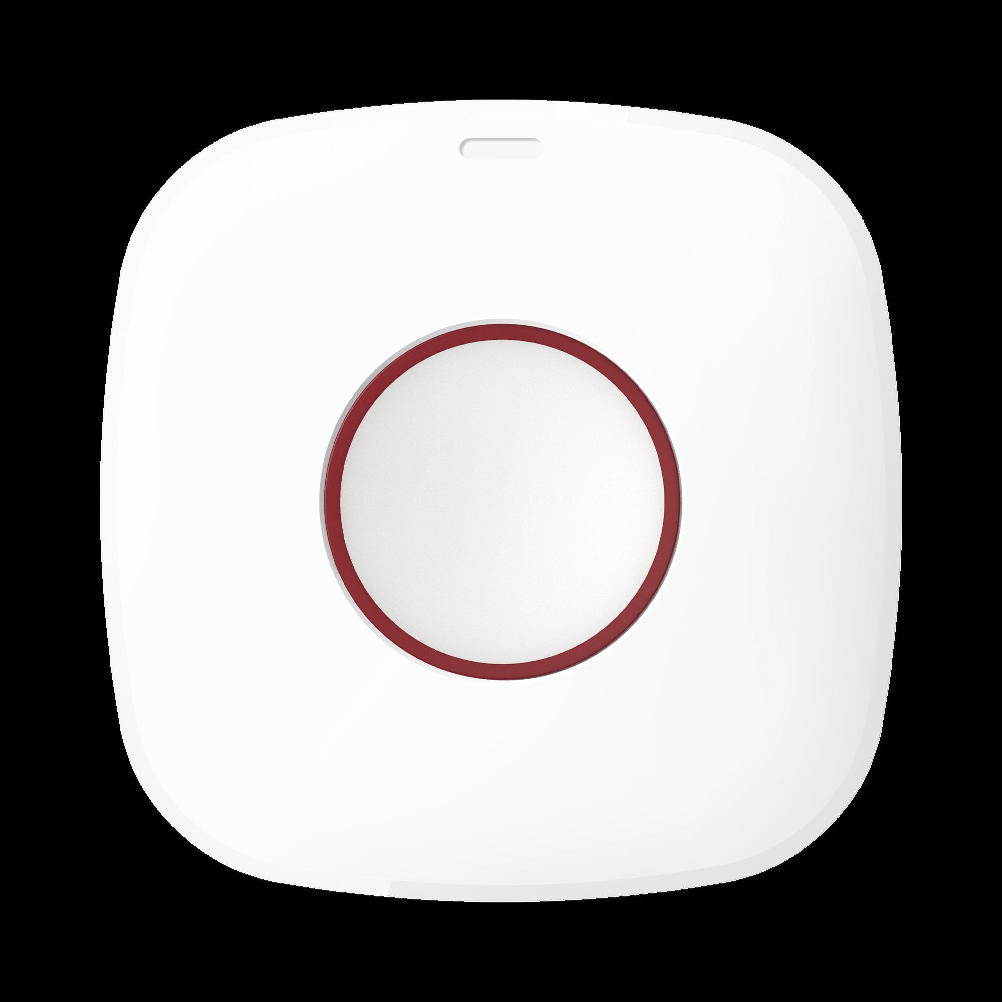 (AX HUB) Botón de Pánico Inalámbrico para Panel de Alarma HIKVISION