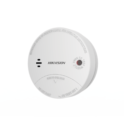(AX HUB) Detector de Humo Inalámbrico / Interior / Soporta Funcionalidad Autónoma