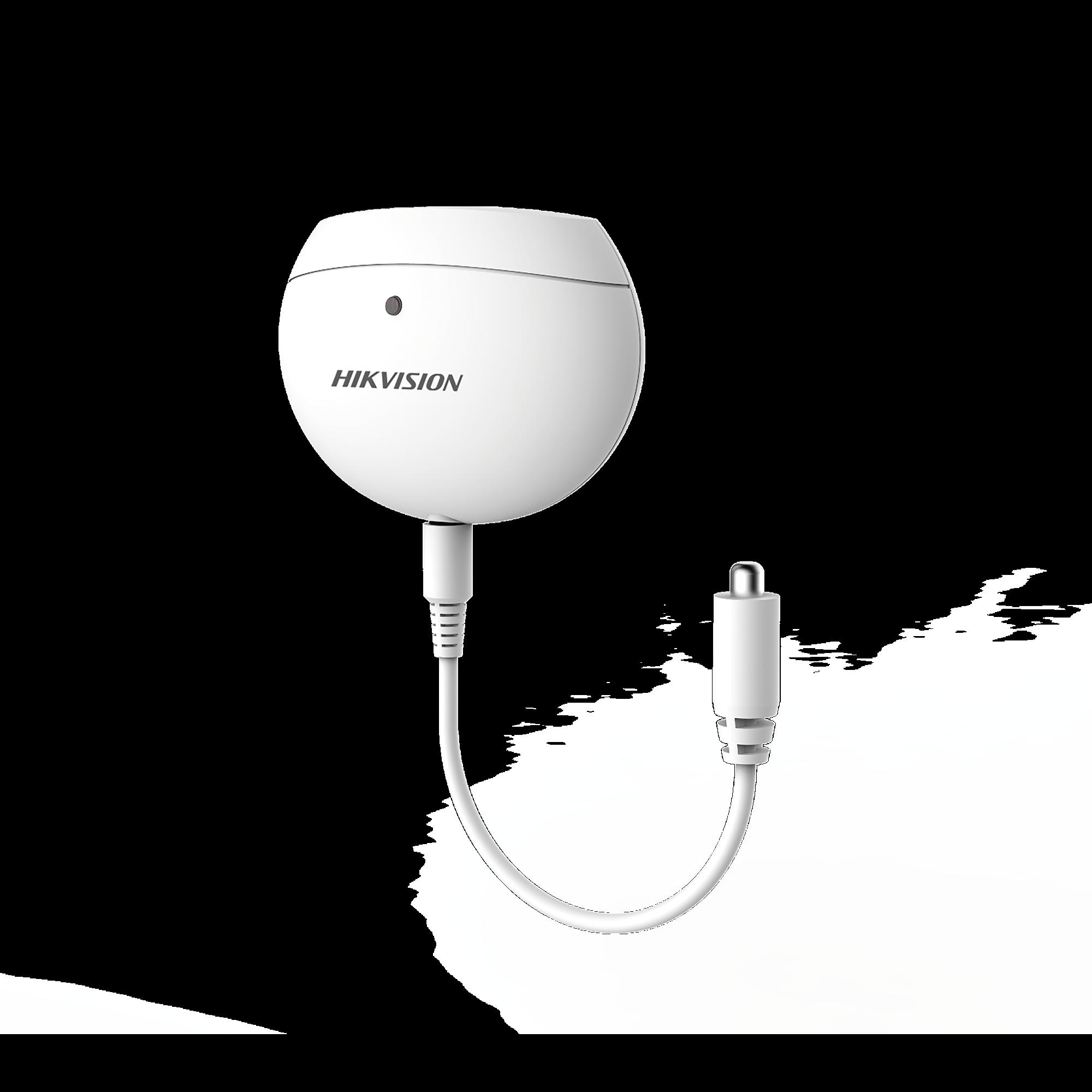 (AX HUB) Detector de temperatura inalámbrico para panel de alarma HIKVISION