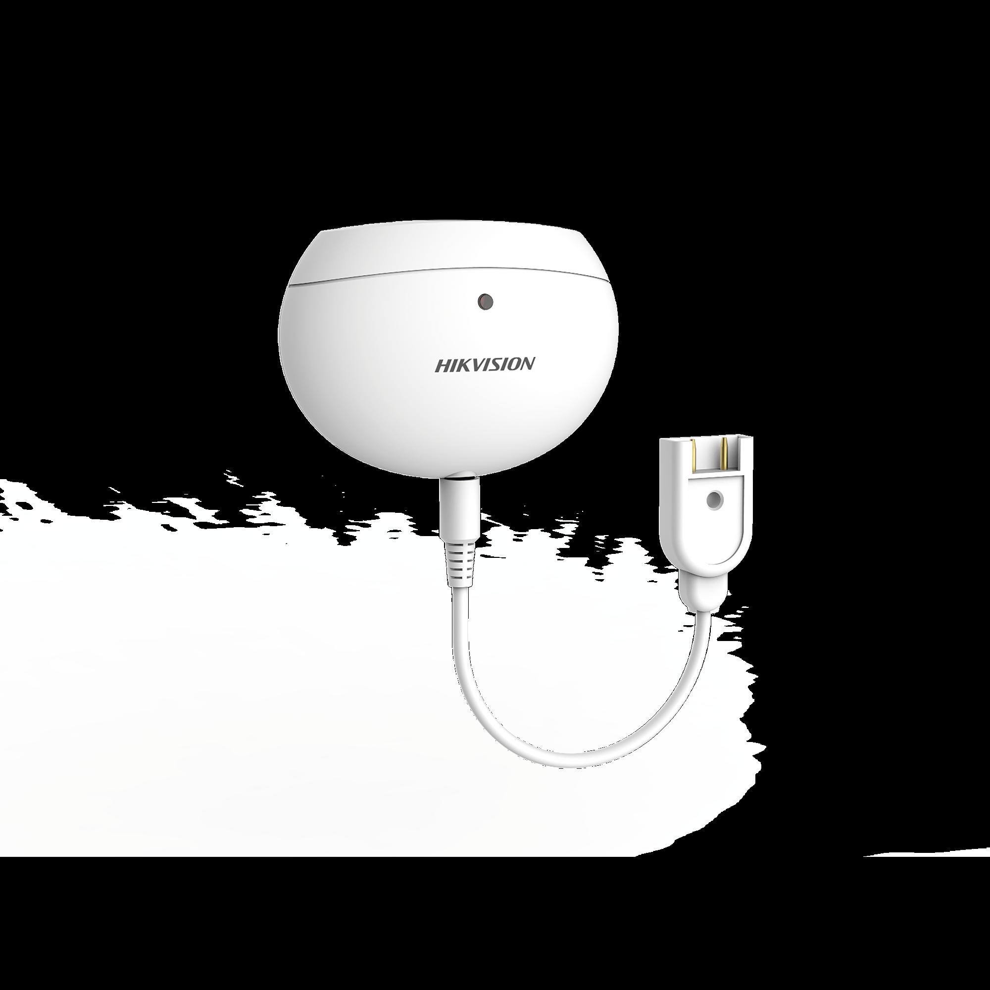 (AX HUB) Detector de fugas de agua inalámbrico para panel de alarma HIKVISION