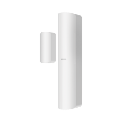 (AX PRO) Detector de Impacto + Magnético Inalámbrico / 3 en 1 / Soporta 2 Zonas Cableadas
