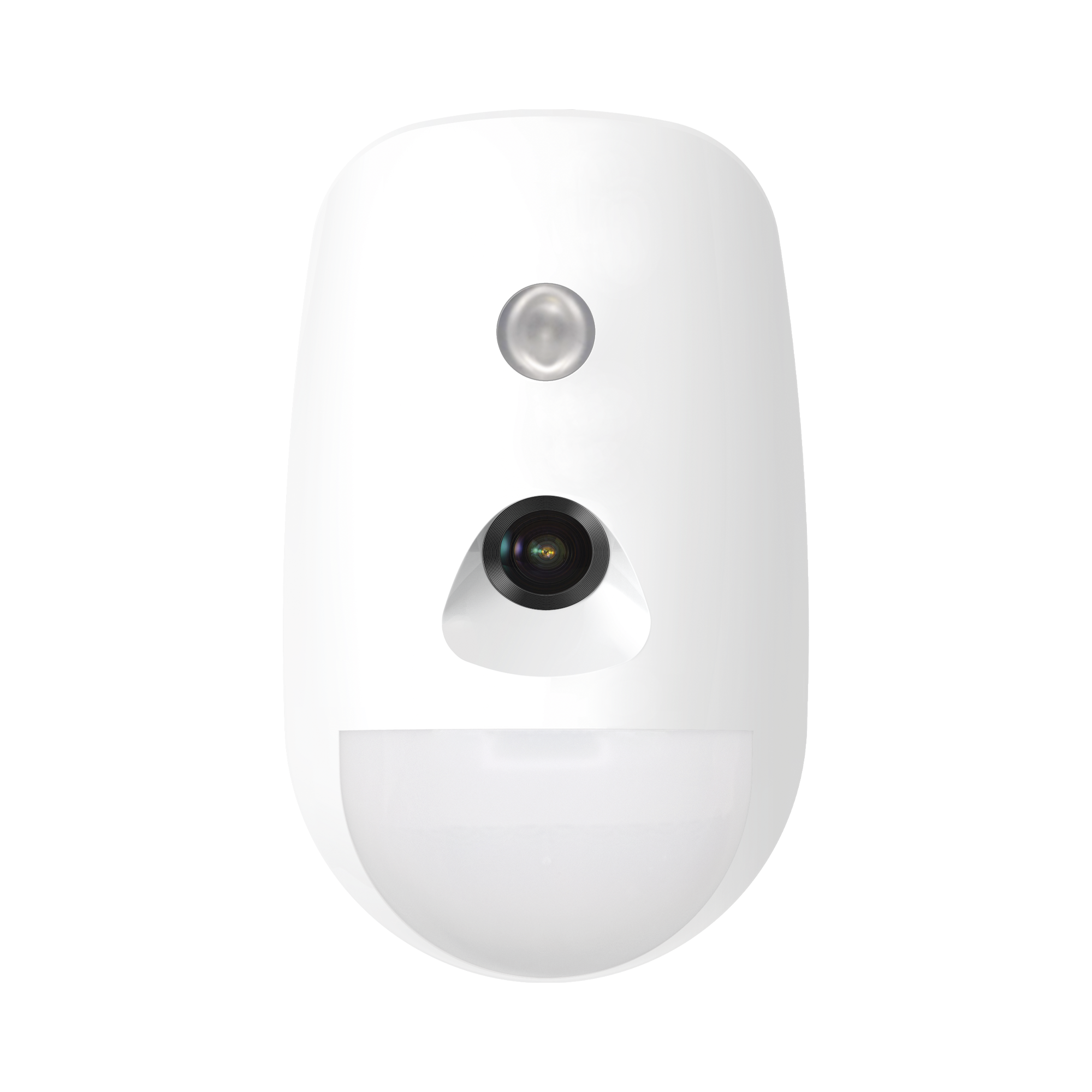 (AX PRO) Detector PIR Interior con Cámara Inalámbrica  / Inmunidad a Mascotas / Rango de Detección de 12 mts / Angulo de 85.9? de Cobertura