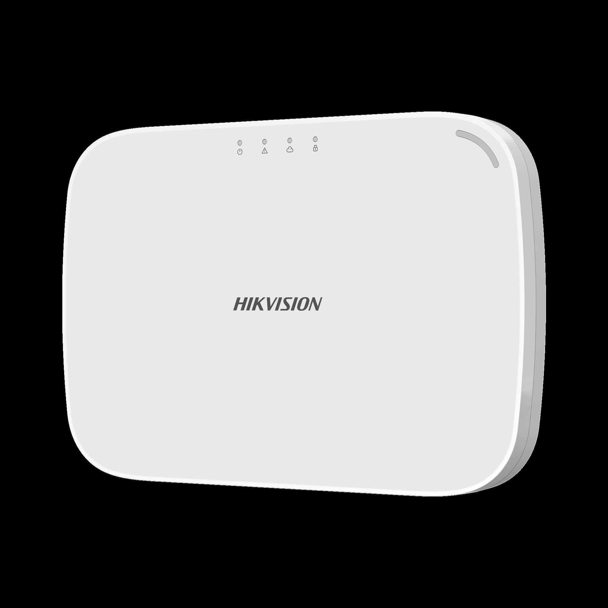 Panel de Alarma Híbrido IP / WiFi / ( 8 zonas Cableadas directas al panel, 56 zonas expandibles ya sean inalambricas o cableadas por medio de módulos)