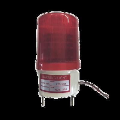 Sirena con Estrobo / Cableada / 105 dB / Protección IP44