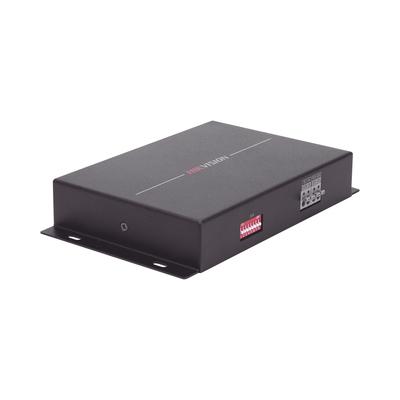 Módulo de 4 Relevadores de Capacidad 220 VCA (Max. 10A) / Para Funciones de Automatización / Comunicación RS-485