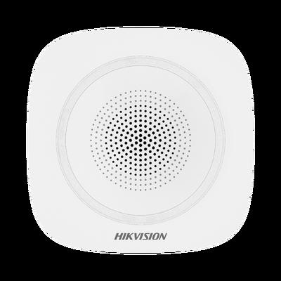 (AX PRO) Sirena Inalámbrica Interior / 110 dB