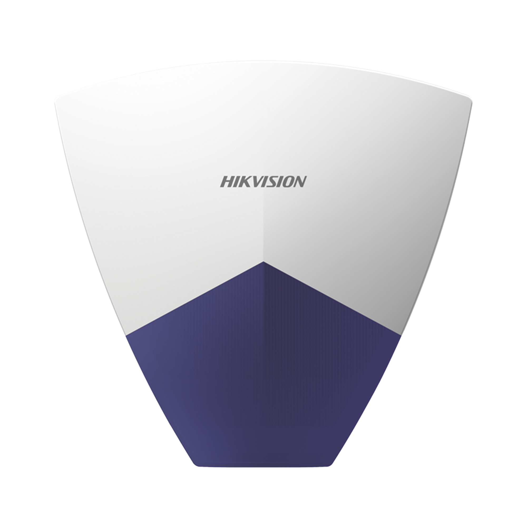 (AX HUB) Sirena Inalámbrica con Estrobo para Exterior / Compatible con Panel de Alarma HIKVISION / 110 dB