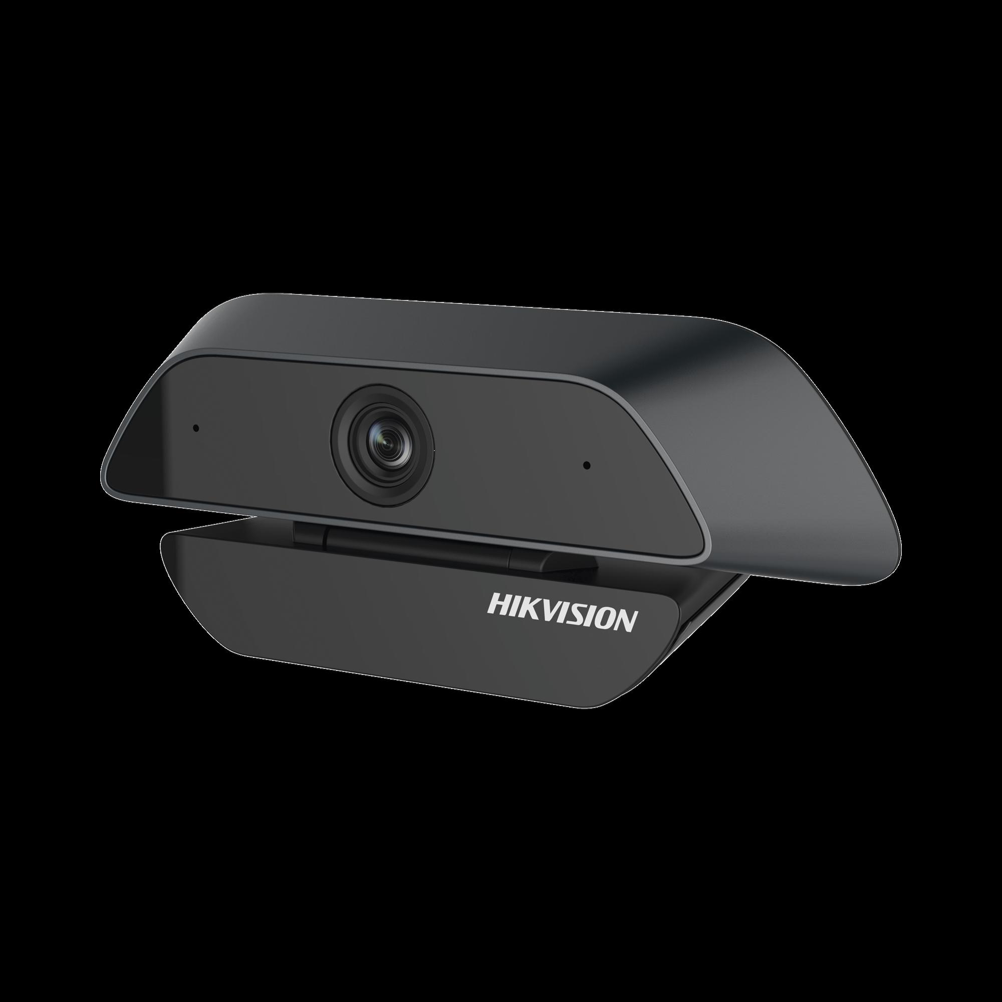 Cámara Web ALTA DENIFICIoN (1080p) / Gran Angular / Microfono Integrado / Conector USB de 2 mts / Fácil de Instalar / Reduccion de Ruido Inteligente
