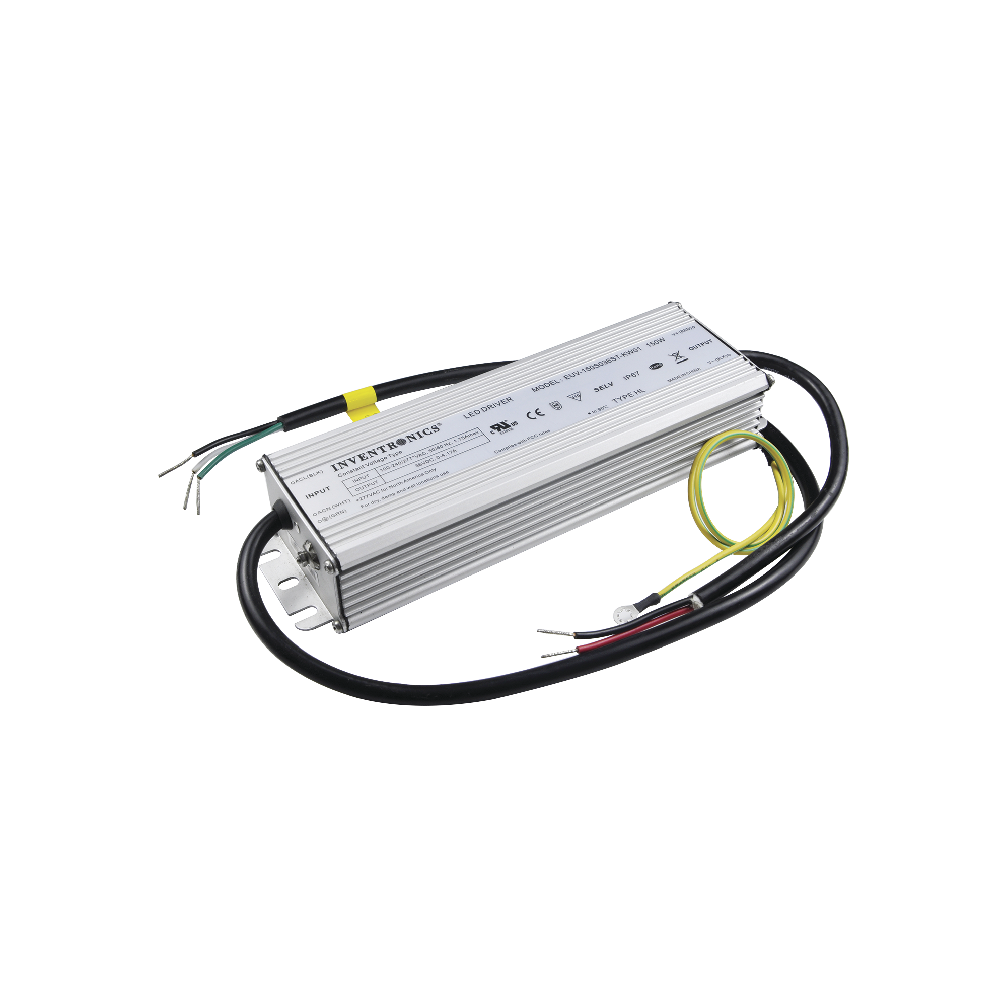 Fuente de Poder / 36 Vcd / 150 Watts / Uso para cámaras Panovu