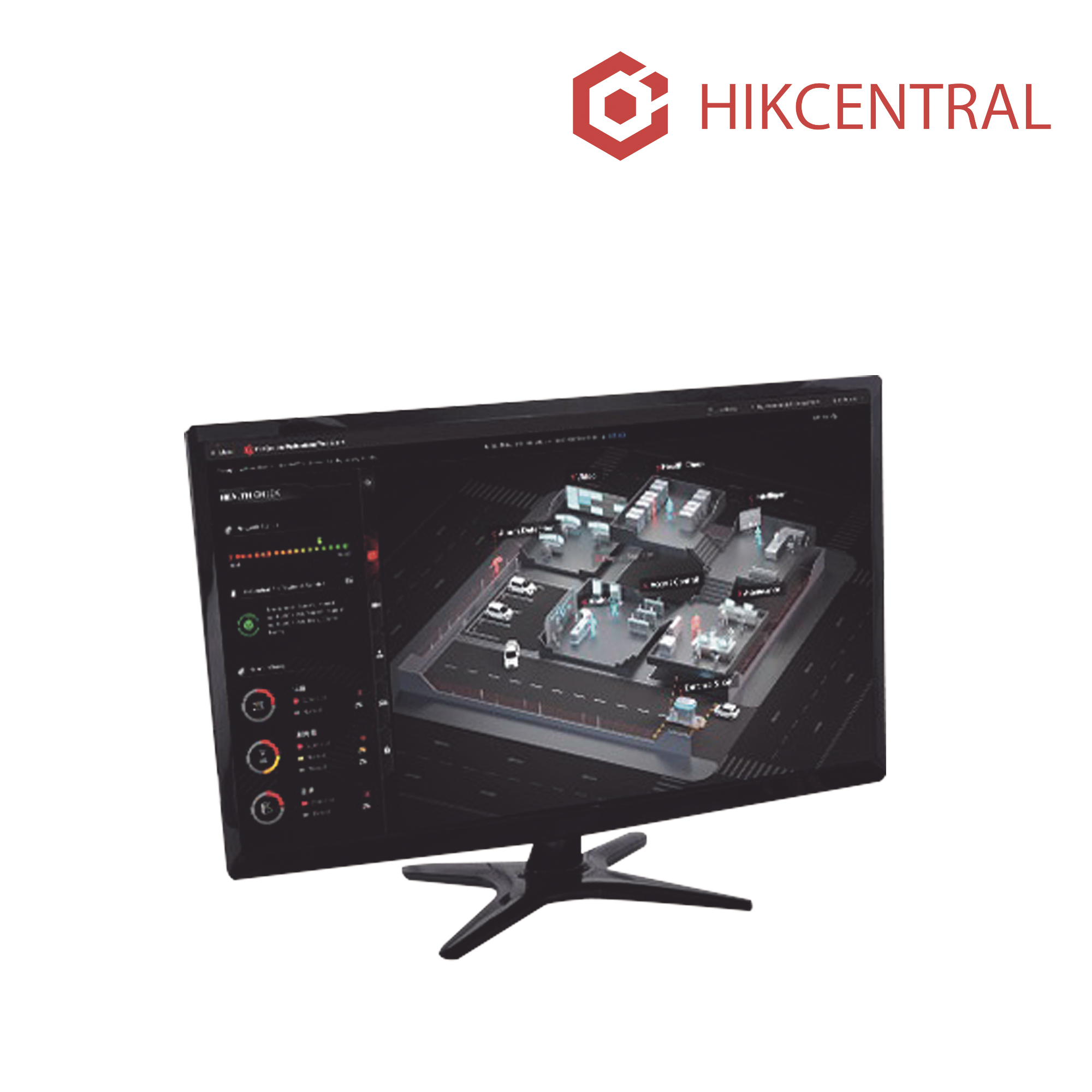 Hik-Central / Licencia Añade 1 Canal de Reconocimiento Facial (HikCentral-P-FacialReco-1Ch)