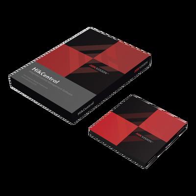 Hik-Central / Licencia Base de Videovigilancia / Incluye 64 Canales de Vídeo + Servidor DELL Xeon E3