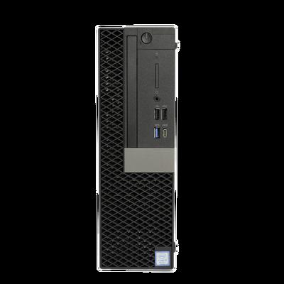 Servidor para Hik-Central / Hasta 32 Camaras / Intel® Core™ i3-8100 / 64 Bits / Alto Desempeño / Diseño Compacto