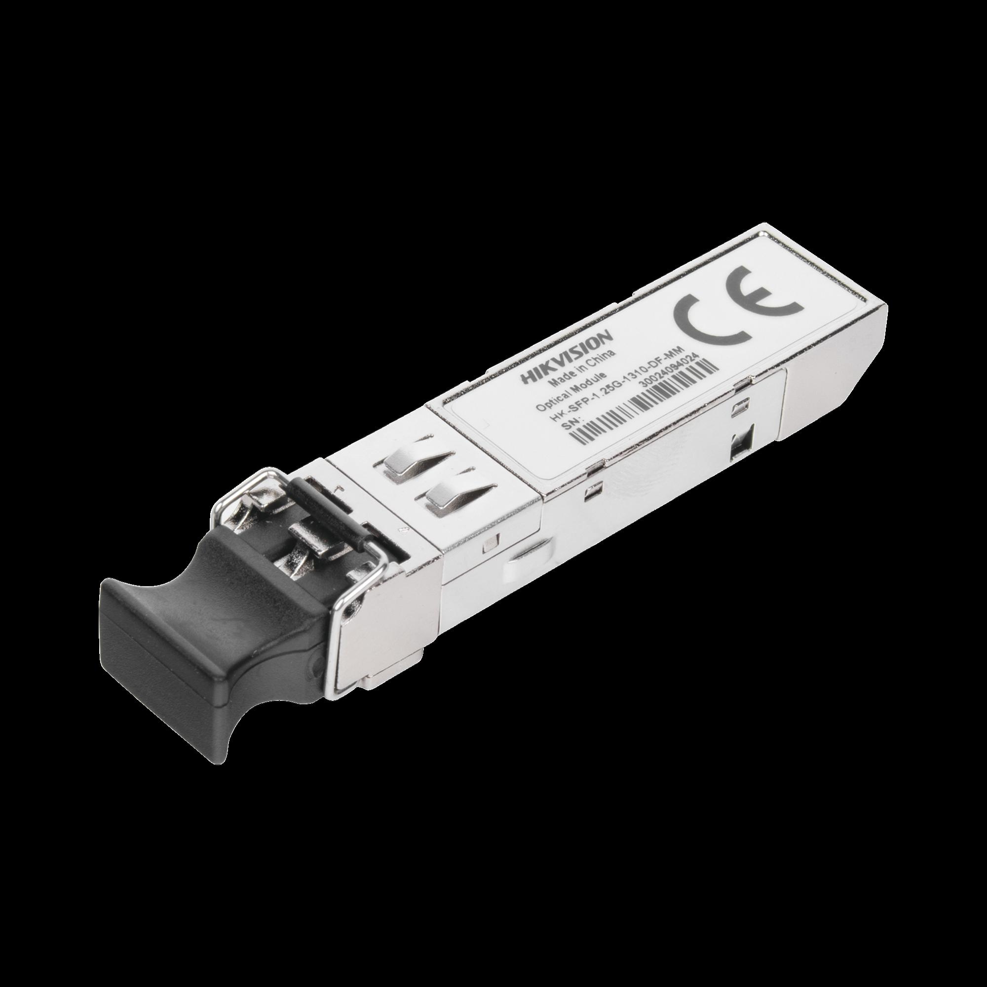Transceptor Mini-GBIC SFP / Distancia 1 KM / Conector LC / Duplex / Multimodo