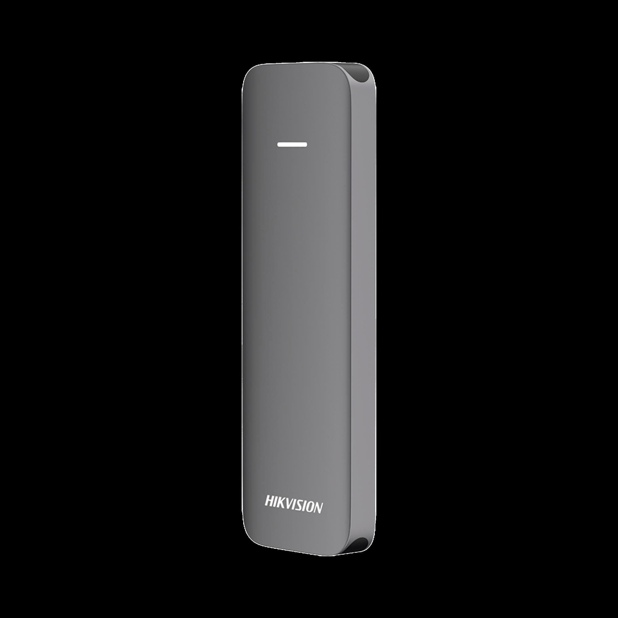 Disco Duro de Estado Solido (SSD) Portátil / 256 GB / Gris