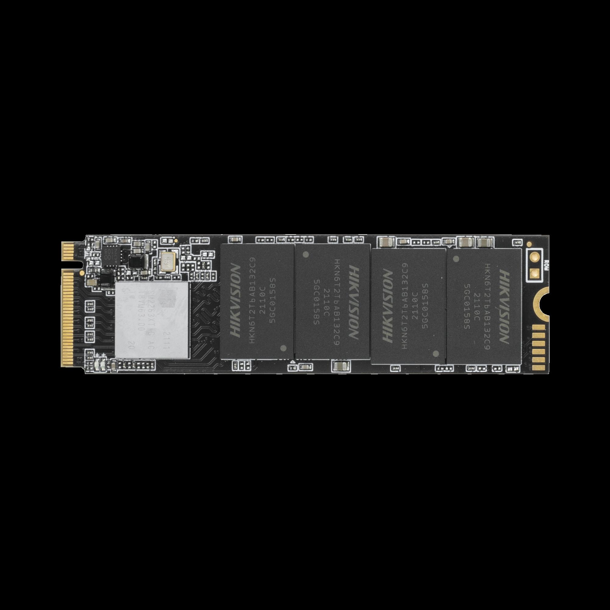 Unidad de Estado Sólido (SSD) 1024 GB / ALTO RENDIMIENTO / Hasta 2100 MB/s / M.2 NVMe / Para Gaming y PC Trabajo Pesado
