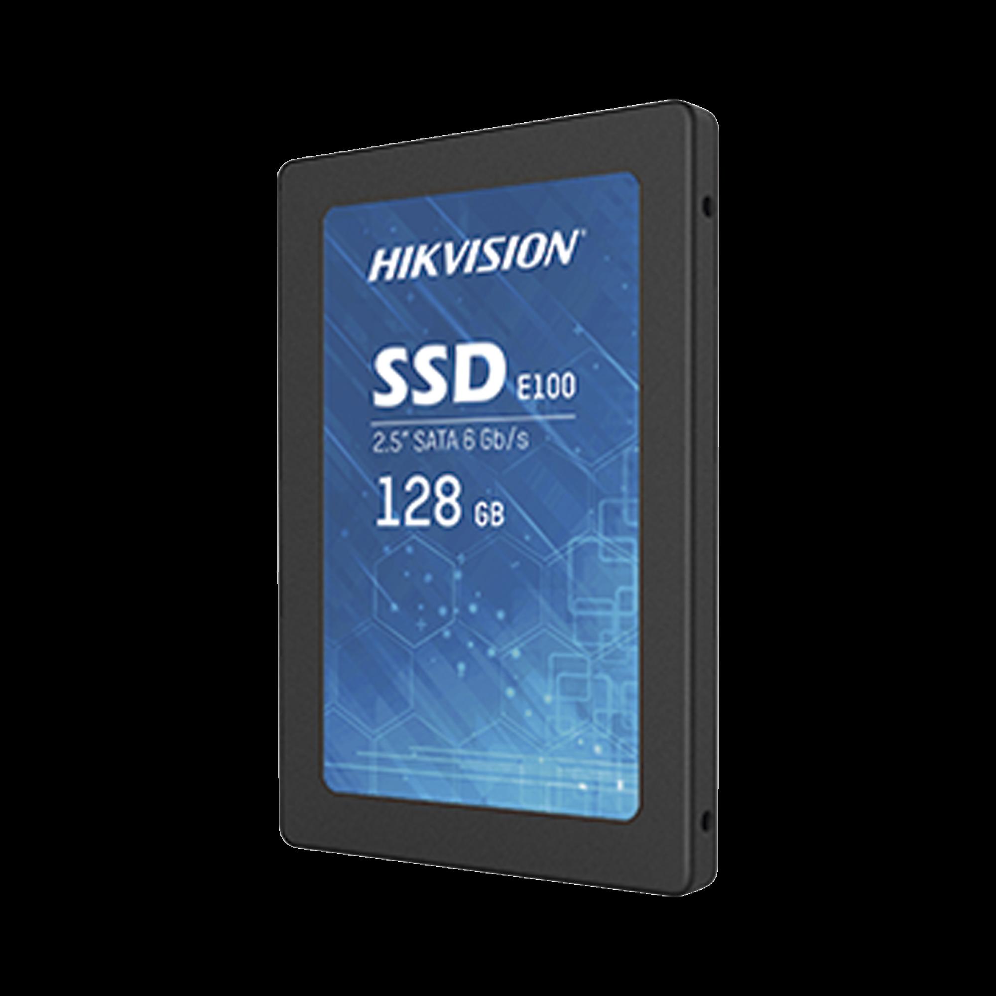 Disco de Estado Solido (SSD) de 2.5 / Capacidad de 128 GB / Recomendado para PC