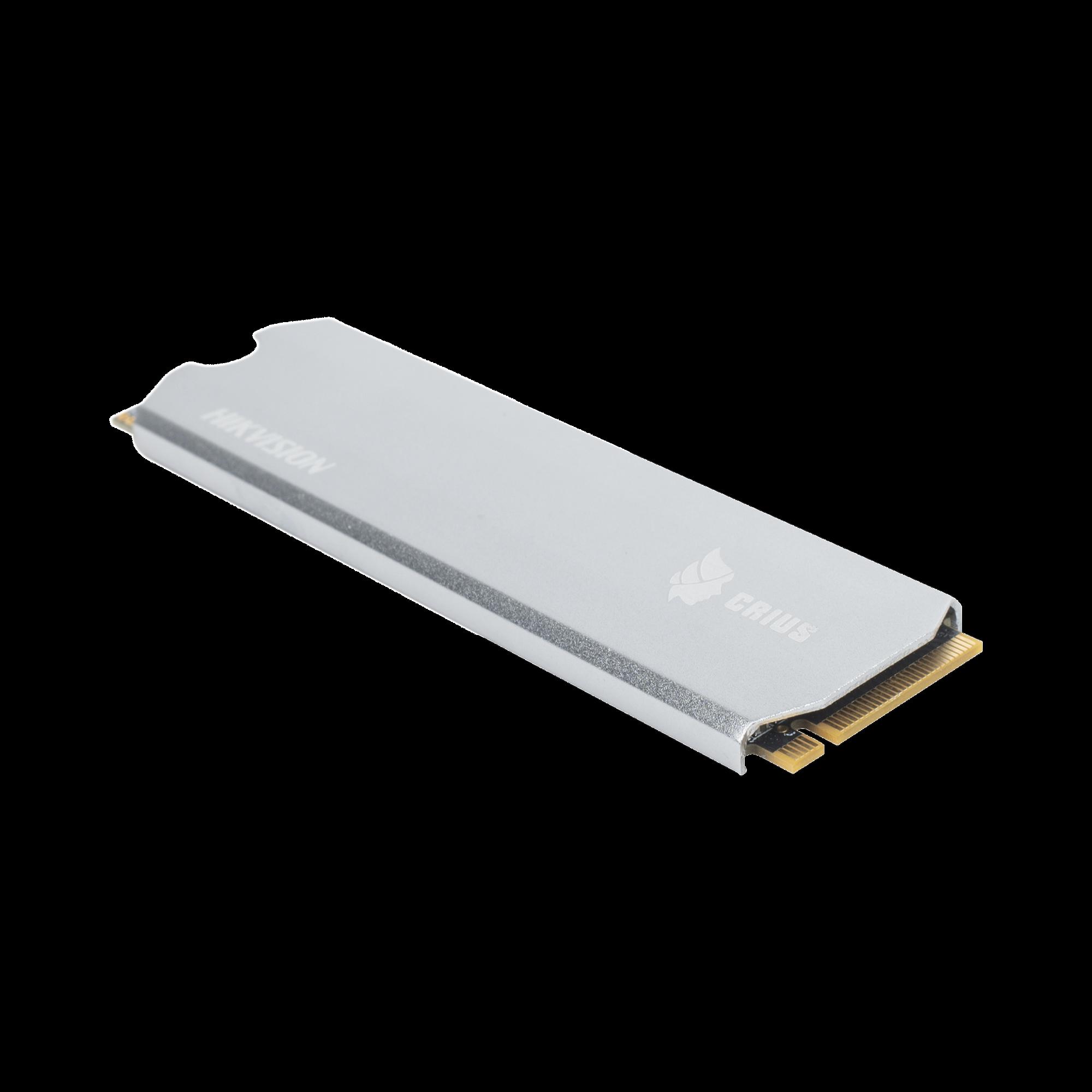 Unidad de Estado Sólido (SSD) 1024 GB / PERFORMANCE EXTREMO / Hasta 3500 MB/s / M.2 NVMe / Para Gaming y PC Trabajo Pesado