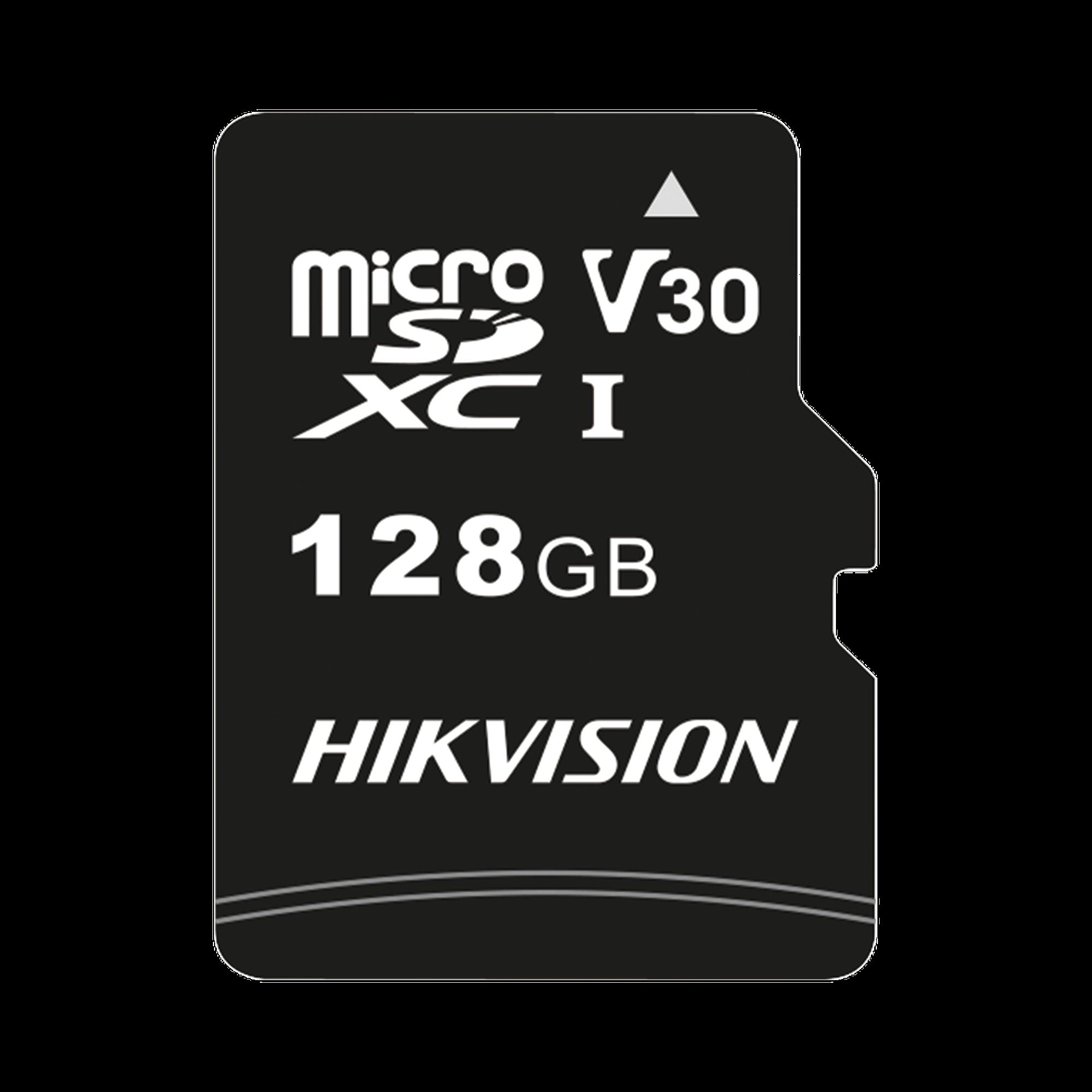 Memoria microSD para Celular o Tablet / 128 GB / Multipropósito