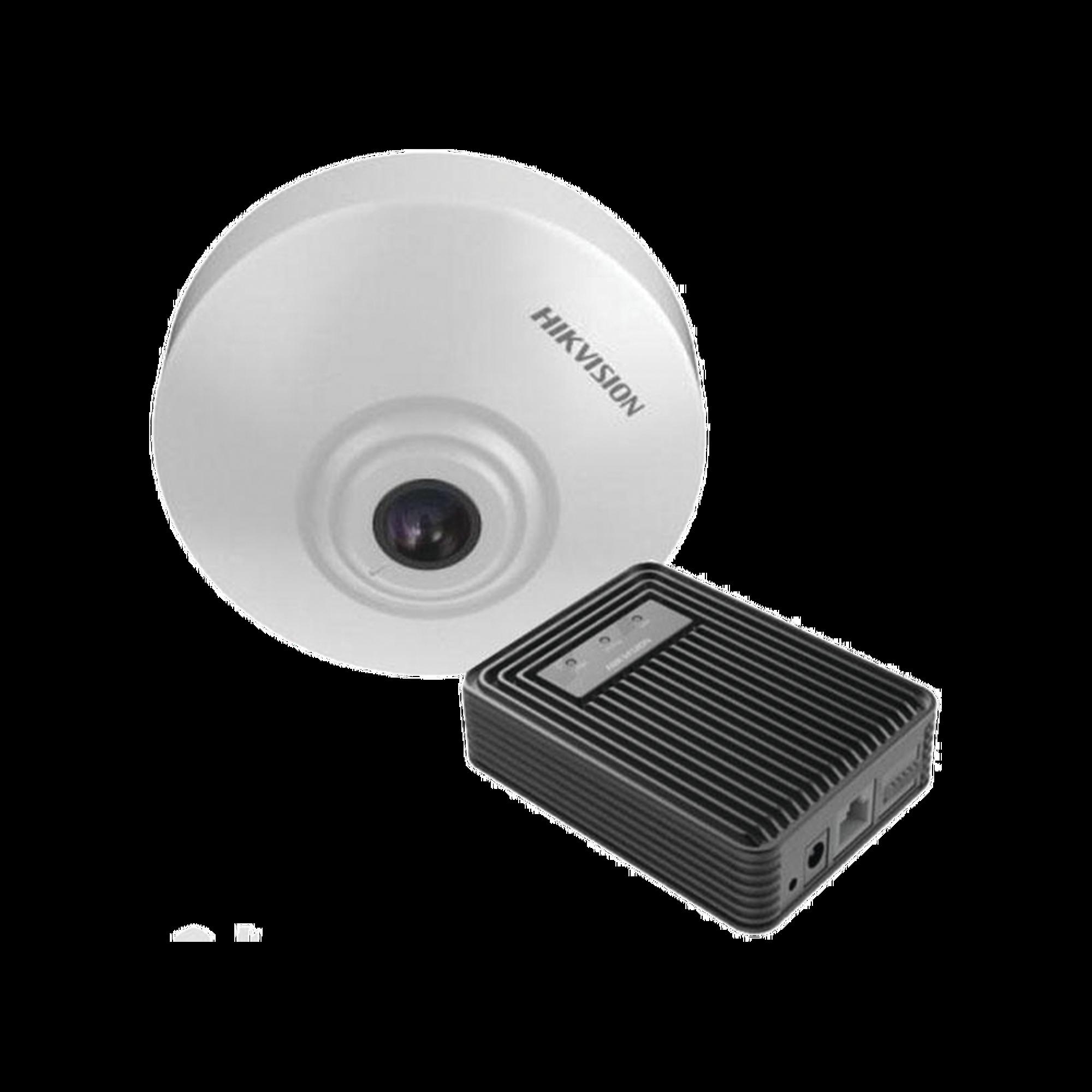 Pinhole IP 1.3 Megapixel / CONTEO DE PERSONAS / WDR 120dB / Lente 2.8 mm / ONVIF / HLC / EIS / Defog