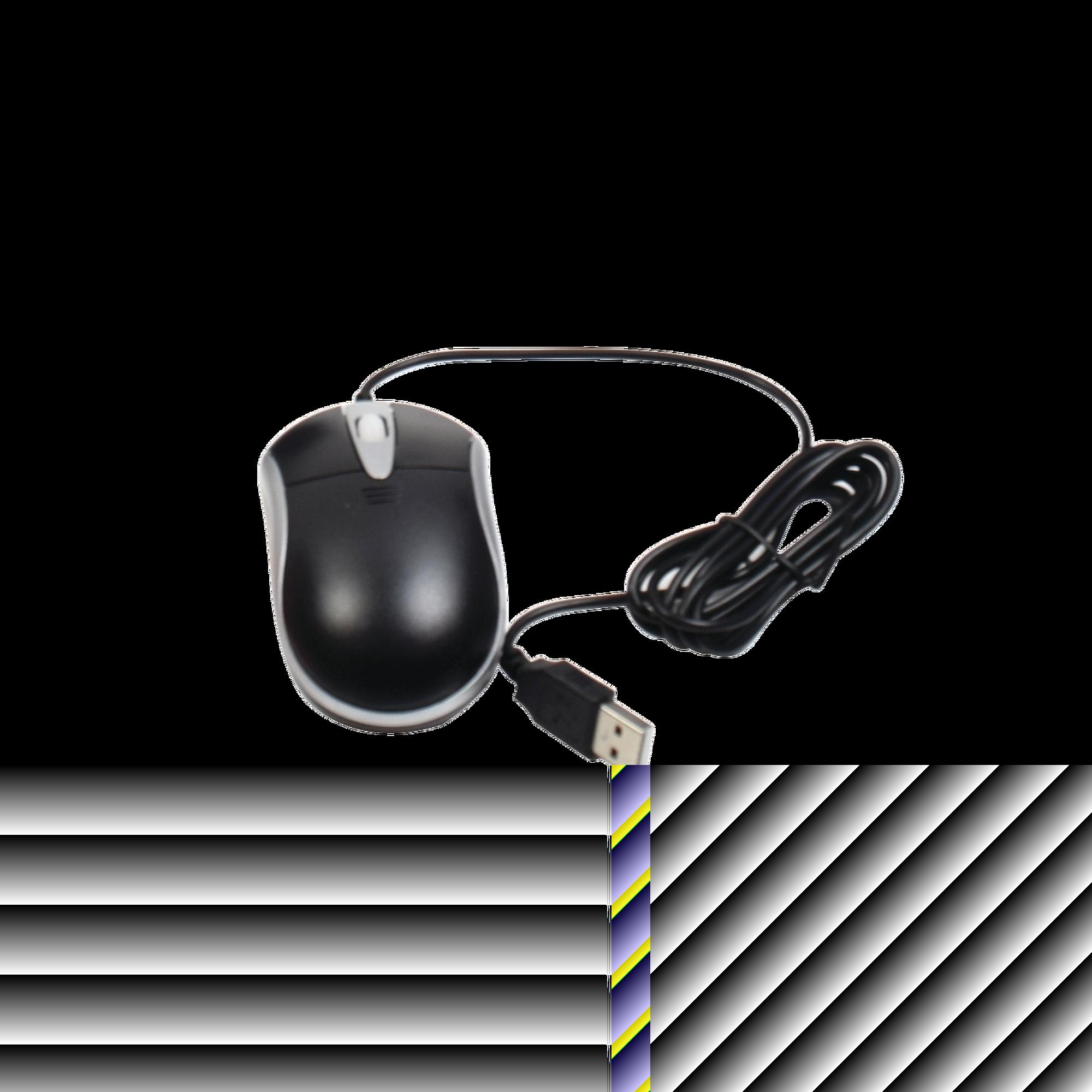 Mouse original USB para DVR / NVR / Compatible con todas las marcas del mercado / SAMSUNG / ACTi / HIKVISION / epcom / IDIS