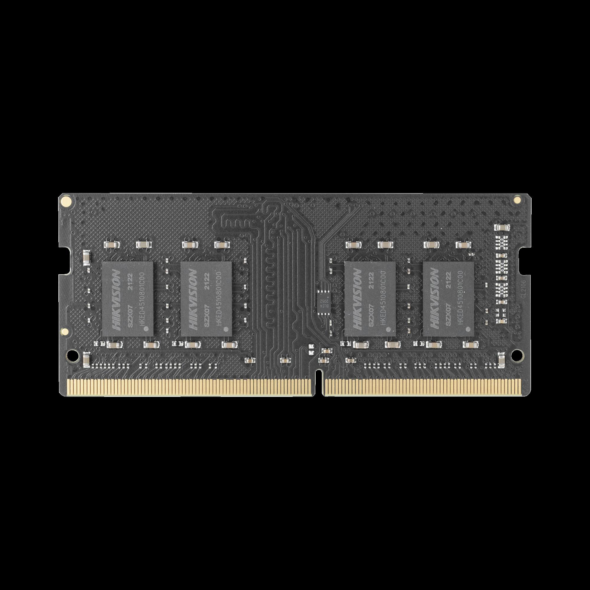 Modulo de Memoria RAM 4 GB / 2666 MHz / SODIMM