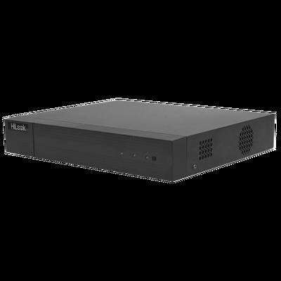 DVR 1080P Lite Pentahibrido / 16 Canales TURBOHD + 2 Ca...
