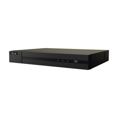 NVR 8 Megapixel (4K) / 8 Canales IP / 8 Puertos PoE+ / 1 Bahía de Disco Duro / HDMI en 4K