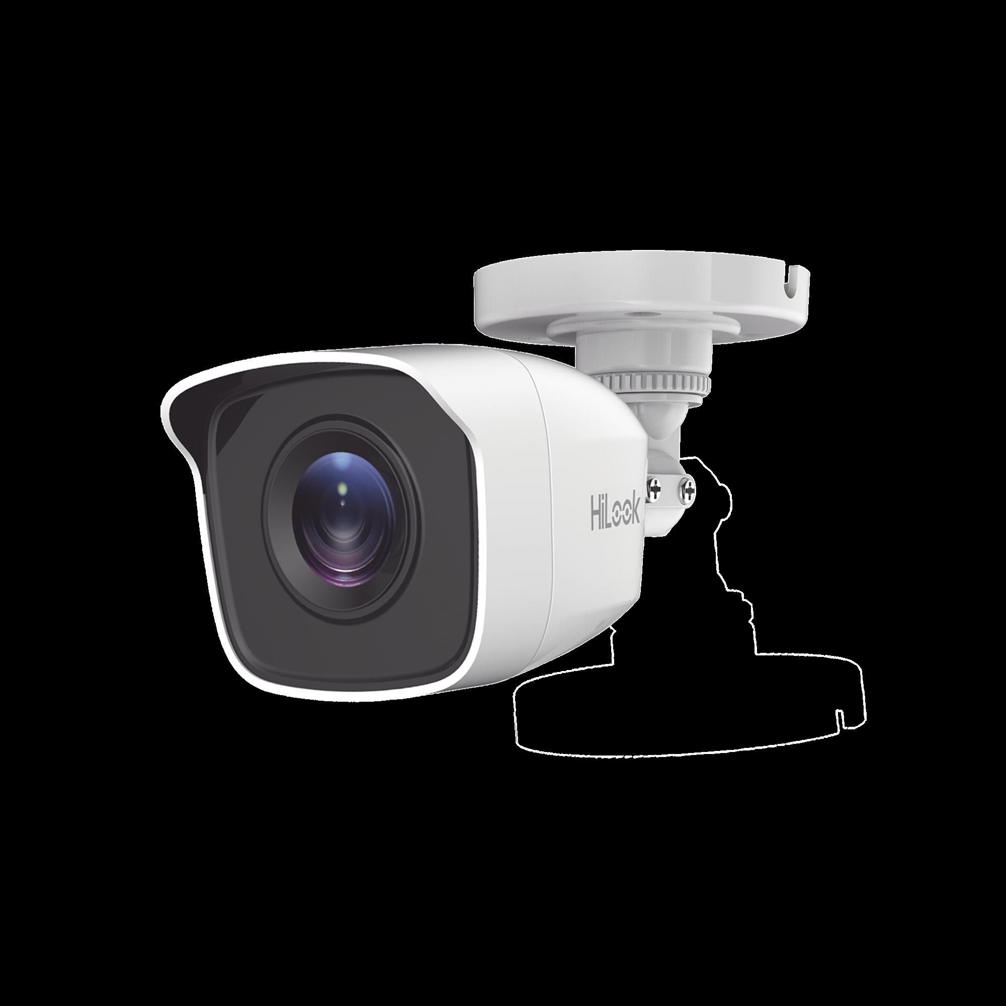 Bala TURBO 1080p / Gran Angular 103? / Lente 2.8 mm / IR EXIR Inteligente 20 mts / Exterior IP66 / dWDR / TVI-AHD-CVI-CVBS