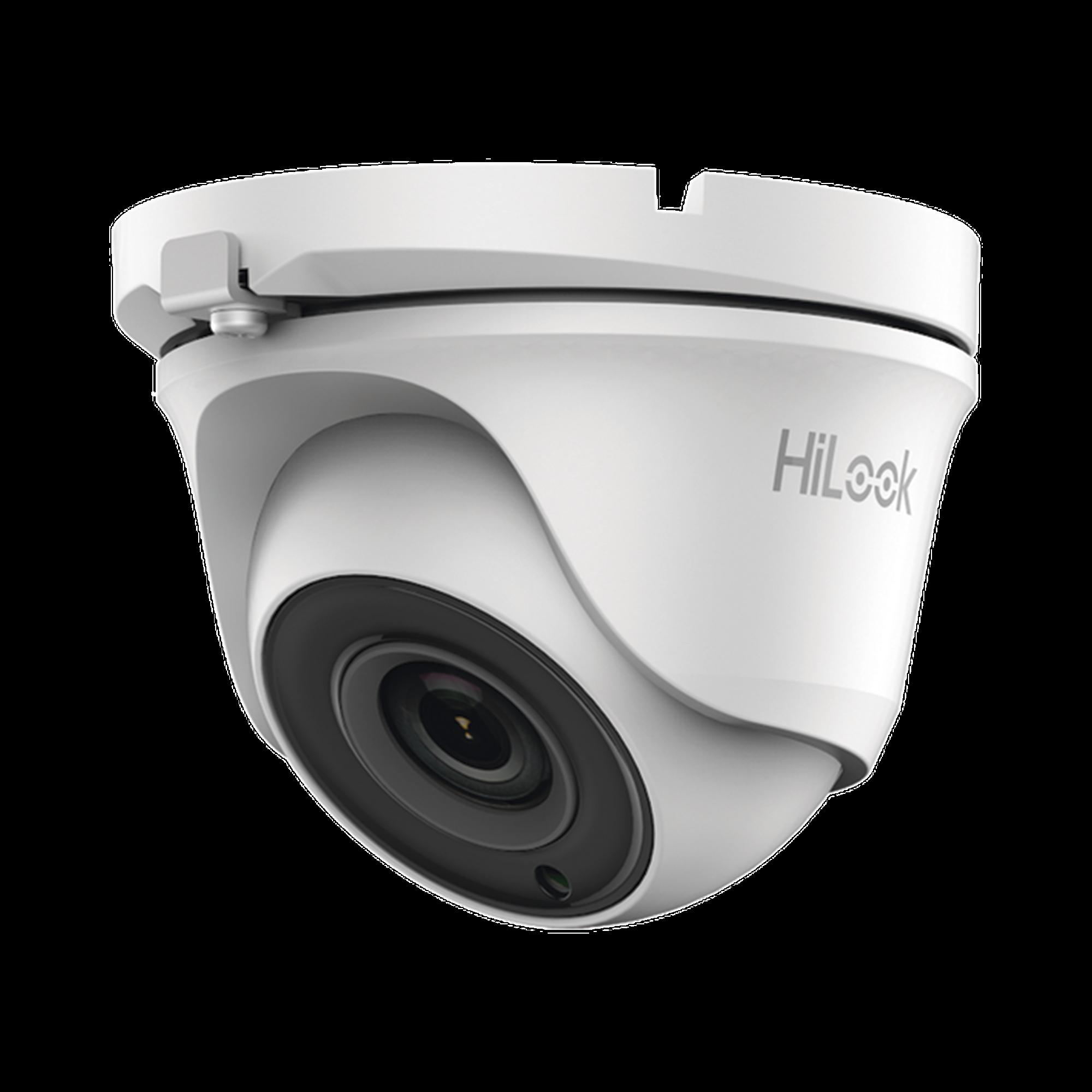 Turret TURBOHD 1 Megapixel (720p) / Lente 2.8 mm / 20 mts IR EXIR / 4 Tecnologías (TVI / AHD / CVI / CVBS) / IP66