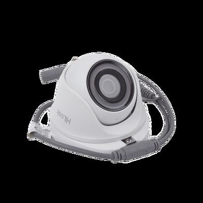 Turret TURBOHD 2 Megapixeles (1080p) / Lente 2.8 mm / 20 mts IR EXIR / 4 Tecnologías (TVI / AHD / CVI / CVBS) / IP66