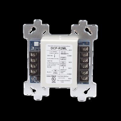 Módulo de doble relevador de 2 Amperes