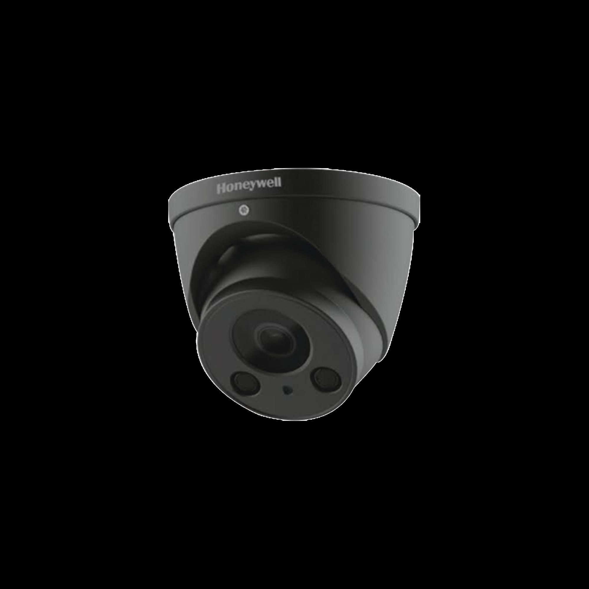 Cámara Eyeball / 2 Megapixel / WDR 120dB / Lente Motorizado 2.7 a 12 mm / Leds IR / POE / H264