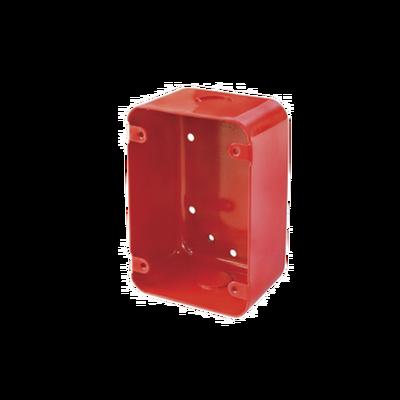 """Caja 2"""" x 4"""" para Montaje de Estaciones de Jalón Análogas y Convencionales"""