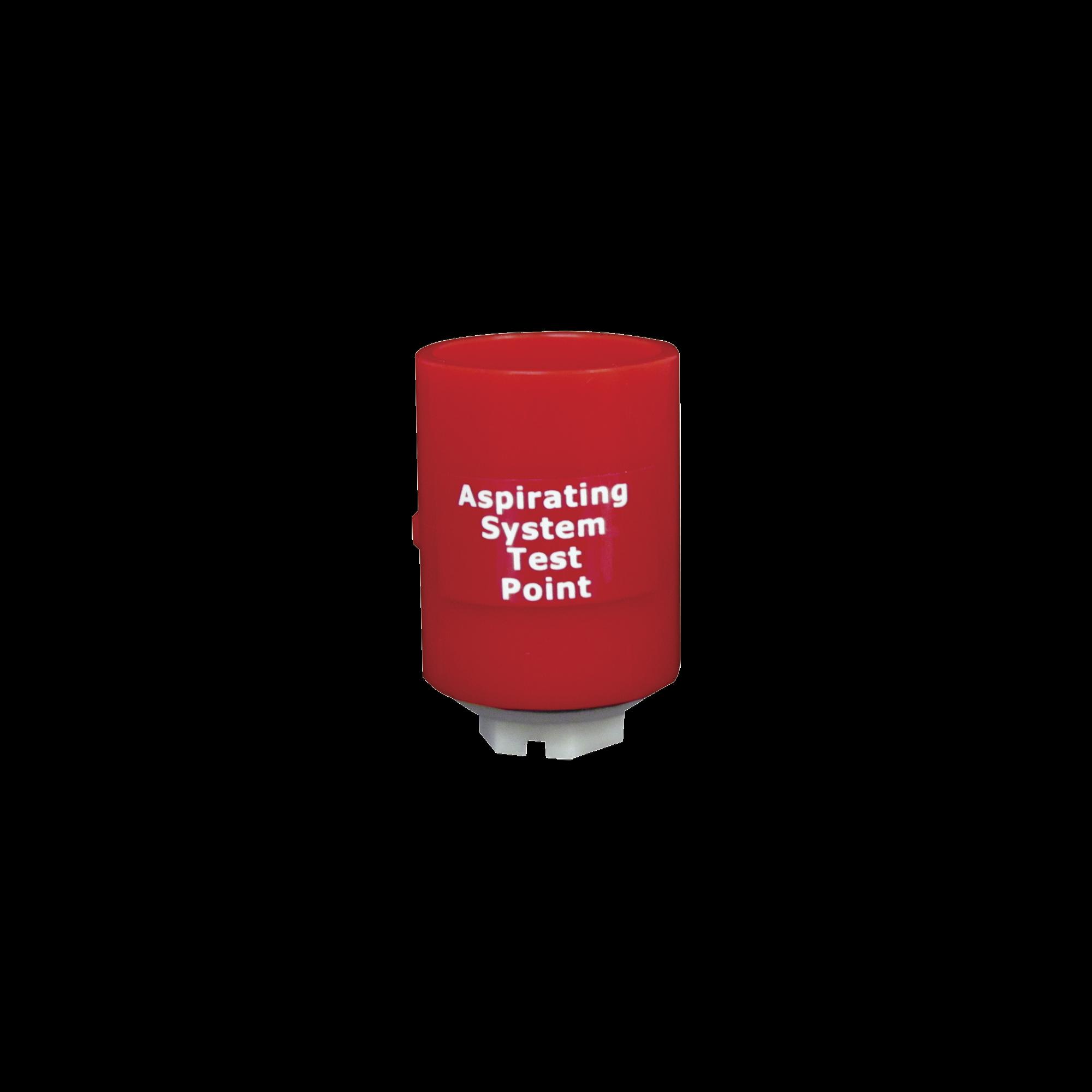 Punto de prueba 3/4 para uso en tubería de detección de humo por aspiración