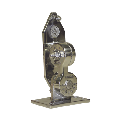 Montaje Giratorio de Acero Inoxidable para Detectores de Flama Honeywell Analytics