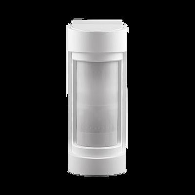 Detector de movimiento para exterior. Utiliza baterías AA / Batería de Larga Duración 3-5 años