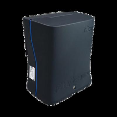 Operador para Puertas Corredizas / Peso Máximo Soportado 680 Kg / Longitud Maxima de la Hoja 15 m / Uso continuo